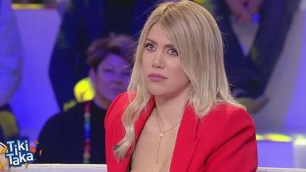 Wanda Nara volvió a defender a Mauro Icardi en TV, le apuntó a Perisic y discutió con Cassano