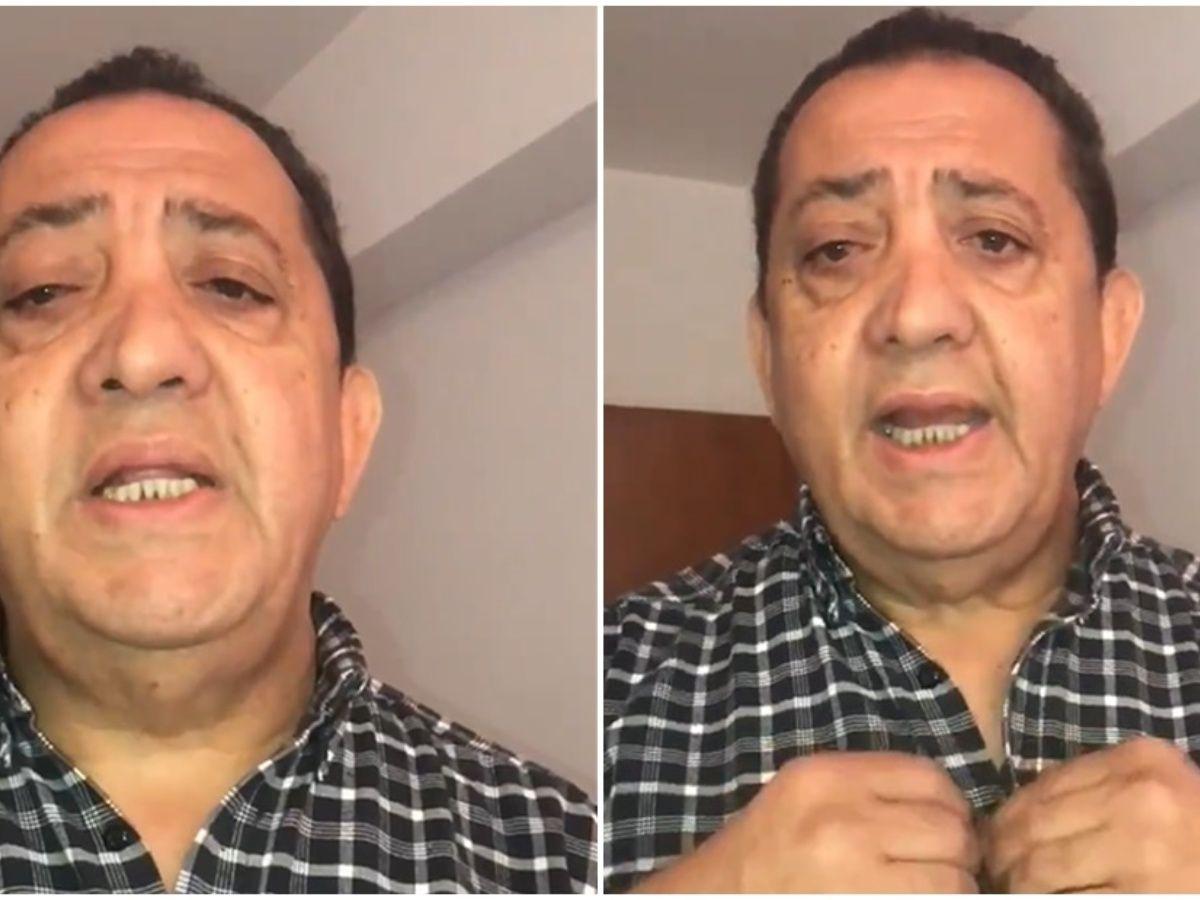 Luis D'Elía se entrega en Comodoro Py y habla de un pedido de Estados Unidos