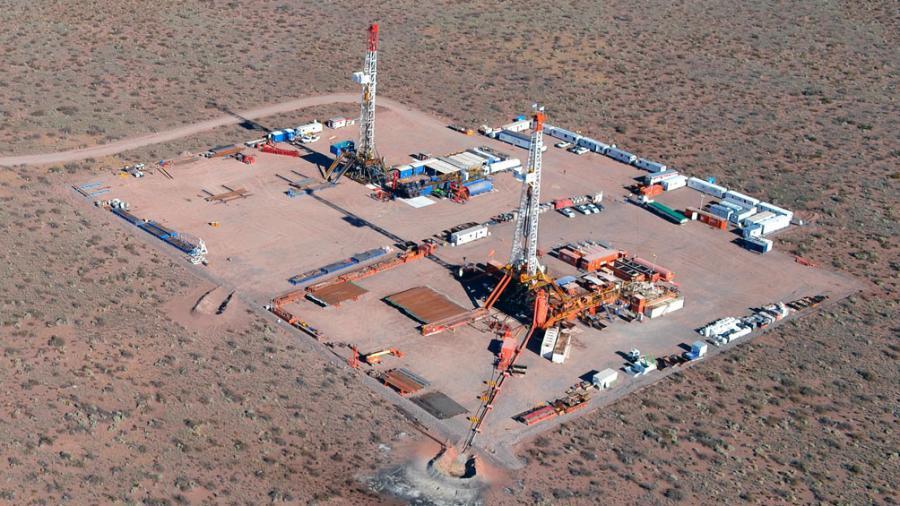 Bloquearon el ingreso al predio donde las petroleras tiran los residuos tóxicos
