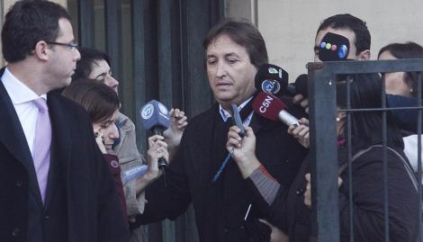 Caso Ciccone: José María Núñez Carmona vuelve a la cárcel