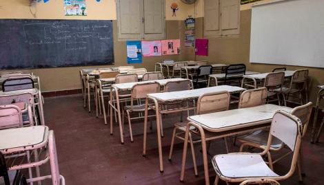 Los docentes porteños definen si van al paro pero un gremio ya anunció que no empiezan las clases