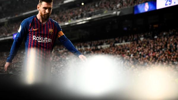 El Messi de Barcelona se pareció demasiado al Messi de la Selección