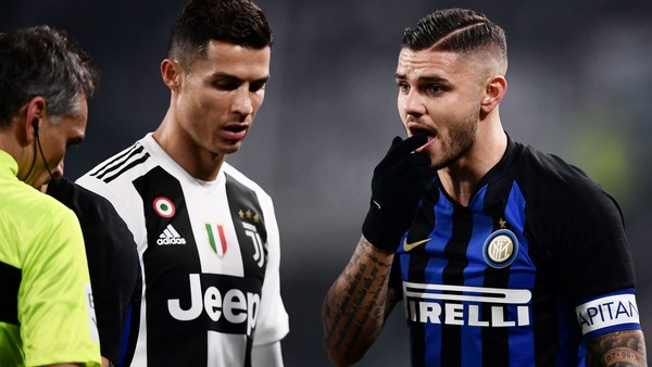 Sorpresa: Mauro Icardi podría convertirse en compañero de Cristiano Ronaldo