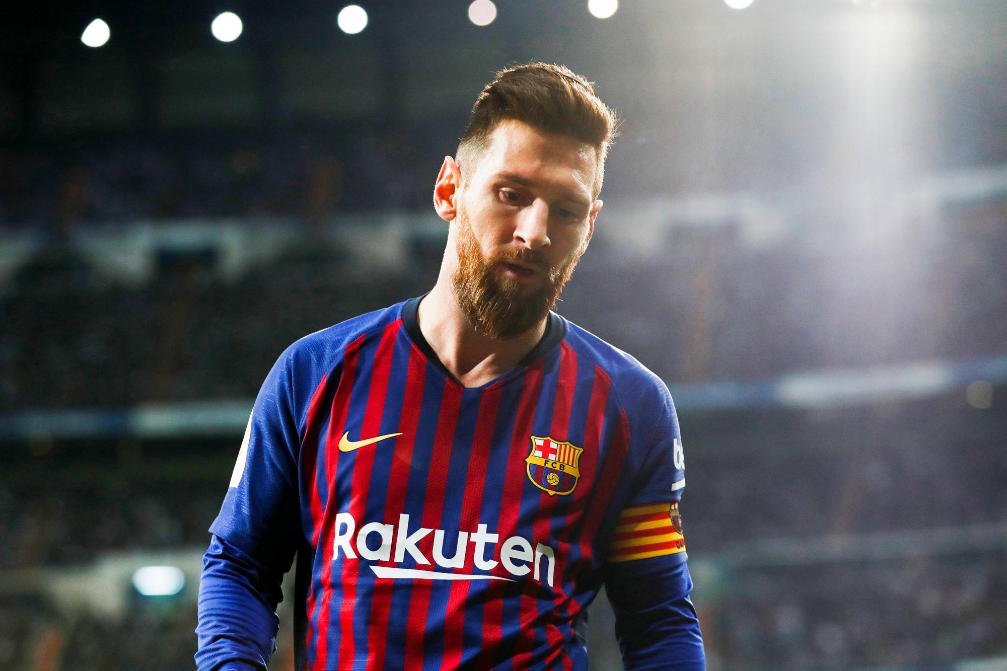 La noche en que Messi no pateó al arco