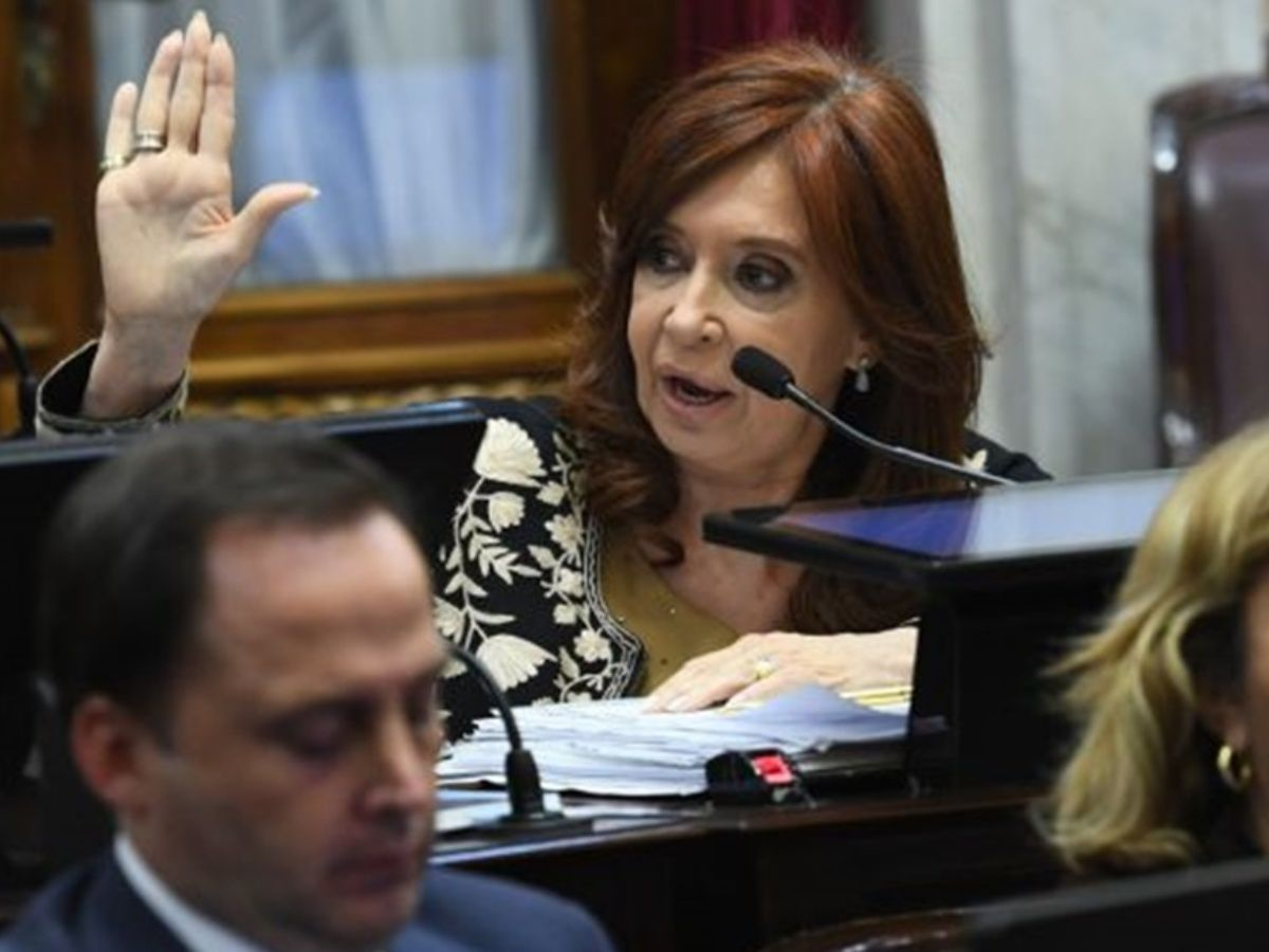 "Cristina Kirchner denunció un ""entramado judicial perverso"" contra opositores"
