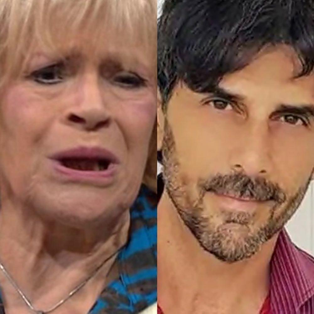 """María Rosa Fugazot: """"Le sigo creyendo a Juan Darthés"""""""