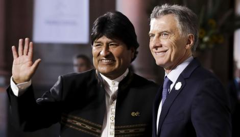 """La primera reacción de Mauricio Macri tras la renuncia de Evo Morales: """"Todos estamos preocupados por Bolivia"""""""