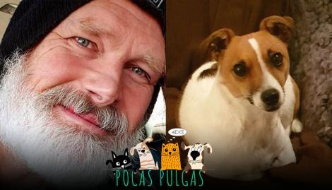 Video viral   El emotivo reencuentro de un hombre con su perra tras varios días perdida