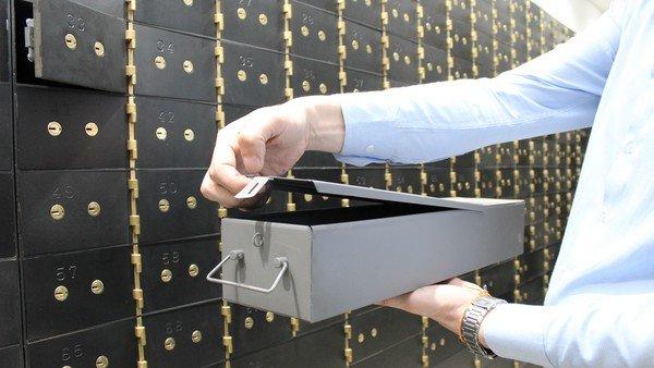 Cuánto cuesta una caja de seguridad en un banco para guardar ahorros