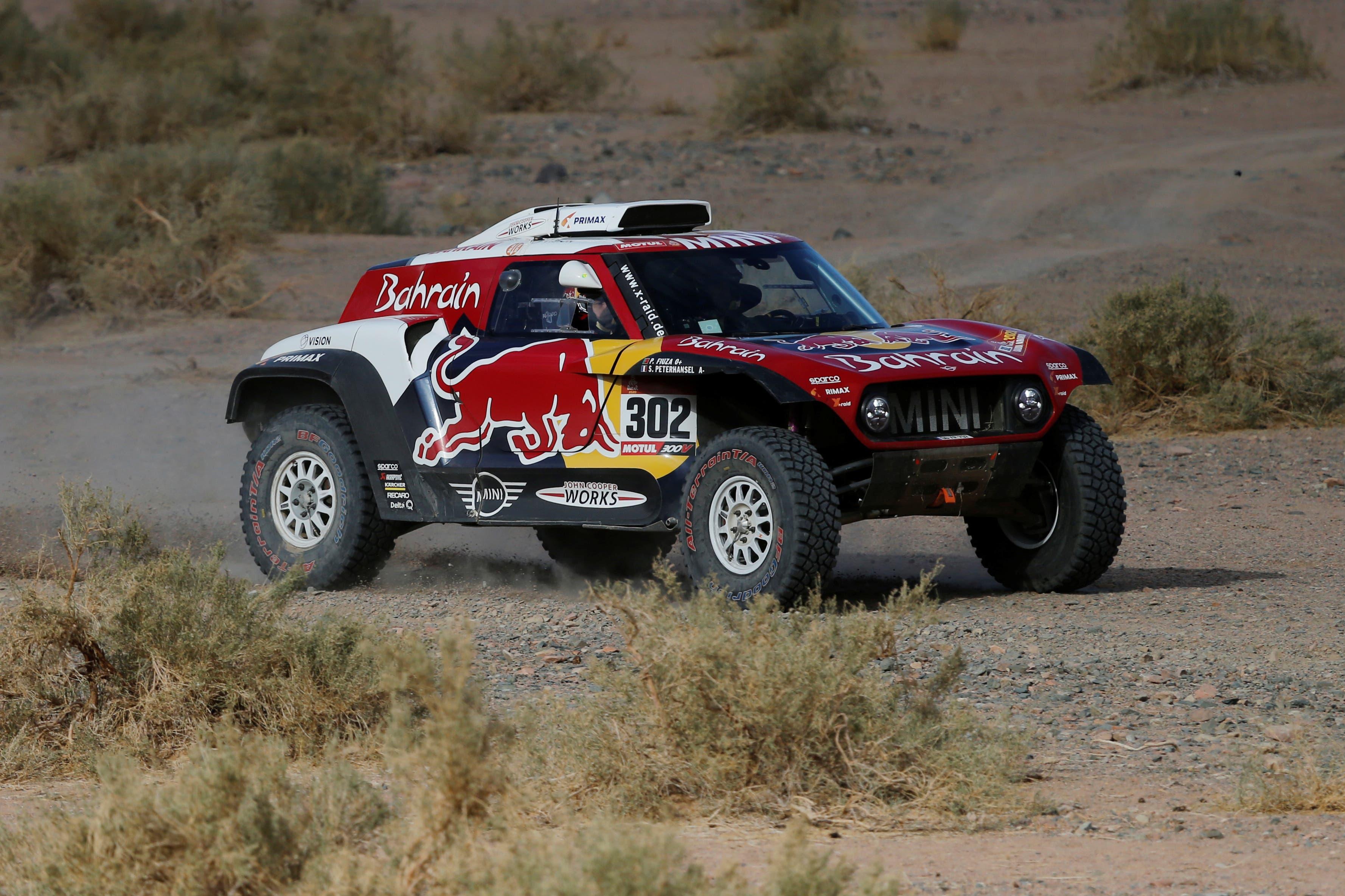 Dakar 2020: una cuarta etapa del Mar Rojo a las montañas y la ventaja de Sainz