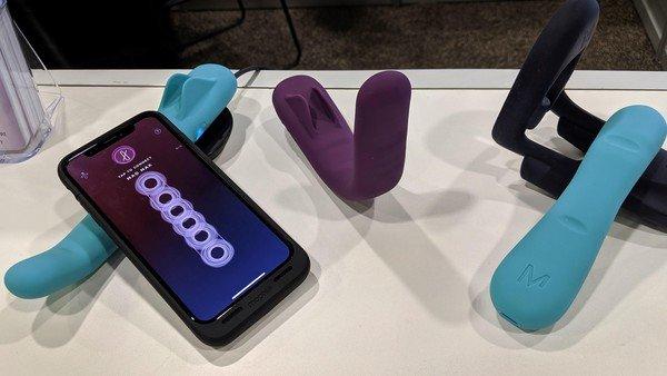 Los juguetes sexuales que cautivaron la atención del público en CES 2020