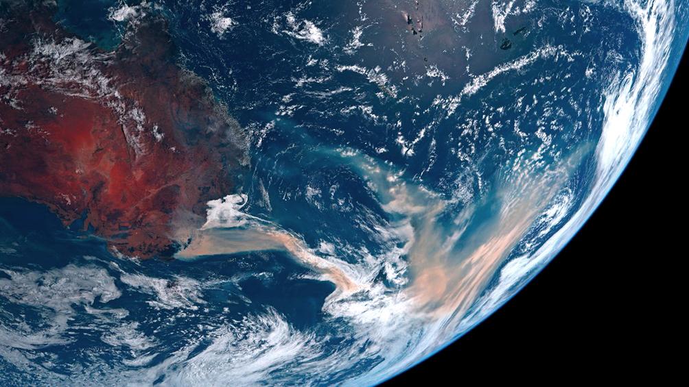 El humo persistirá sobre el centro del país y disminuirá en la Patagonia