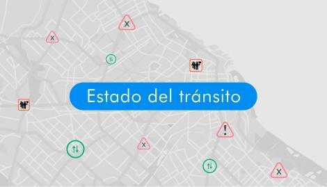 Los cortes de calles de hoy, viernes 10 de enero de 2020