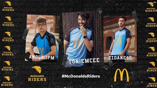 De las hamburguesas a los videojuegos: McDonald's presentó su equipo de FIFA 21