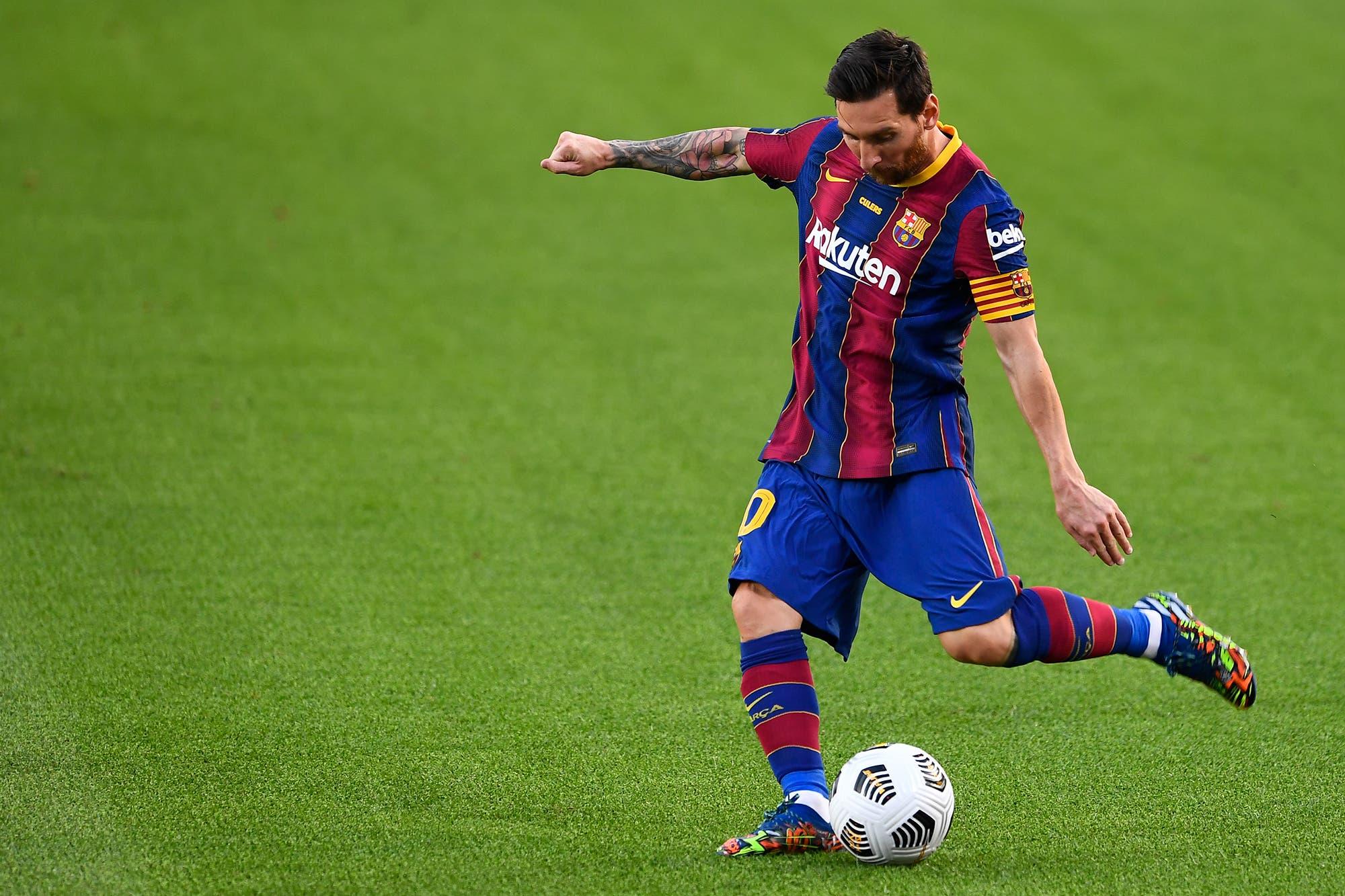 Barcelona-Ferencvaros: con Lionel Messi titular, horario, TV y formaciones del partido por la Champions League