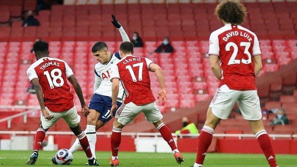 Erik Lamela se va a Sevilla y deja Tottenham en un intercambio con Bryan Gil, gran promesa del fútbol español