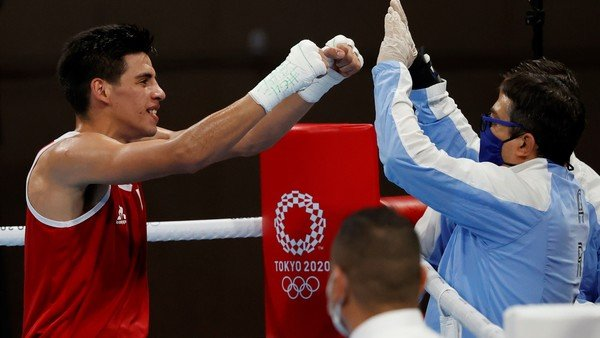 las-dos-caras-para-el-boxeo-argentino-en-tokio-2020:-veron-avanza-y-quiroga-se-vuelve-a-casa