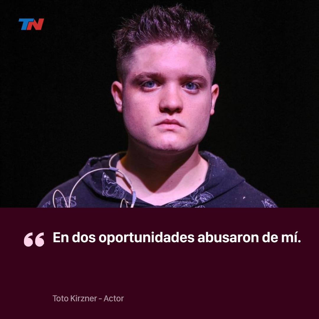 """el-actor-toto-kirzner-revelo-que-sufrio-abusos-sexuales-a-los-7-anos:-""""me-fui-corriendo-y-llorando-y-el-tipo-despues-me-saludaba-como-si-nada"""""""